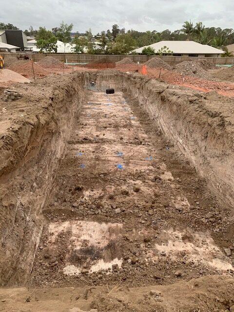 Underground Tank Excavation