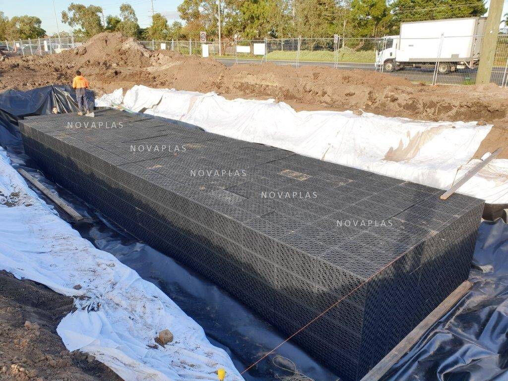 Stormwater Detention Tank Melbourne